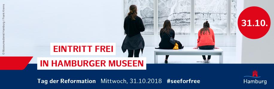 Tag der Reformation – Hamburger Museen