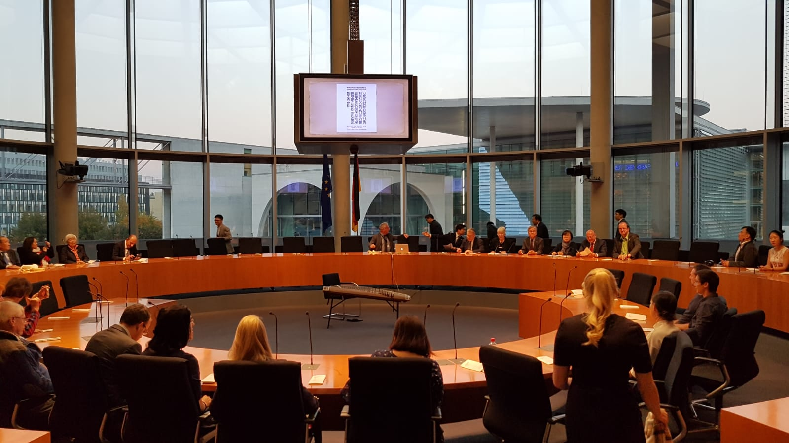Nachlese Infoabend Korea im Bundestag